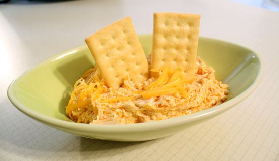 Spicy Buffalo Chicken Dip | Food / Recipes | Pinterest