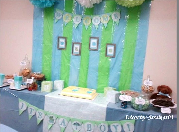 Baby shower goodies party ideas pinterest
