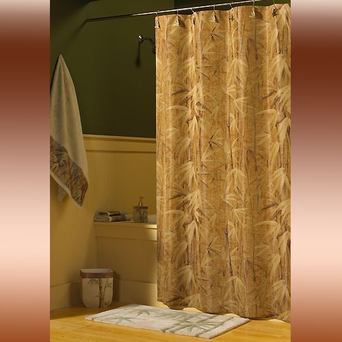 Shower Curtain Bathroom Remodel Pinterest