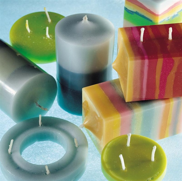 Creative craft ideas candle craft artssss pinterest for Candle craft ideas