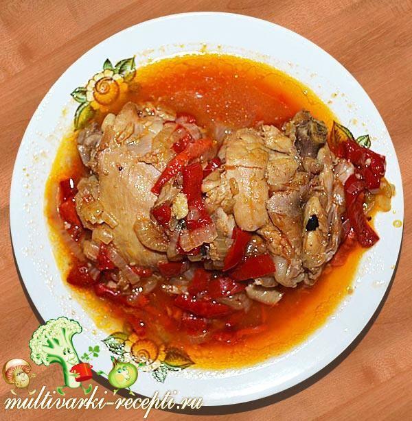 Как из курицы сделать чахохбили из курицы