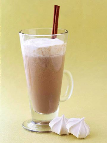 Hot Coffee Latte Eggnog | Midwest Living
