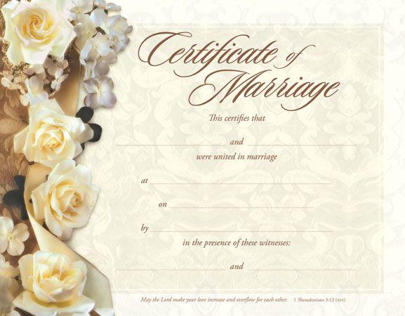 Marriage certificate template 5577323 - 1cashinginfo