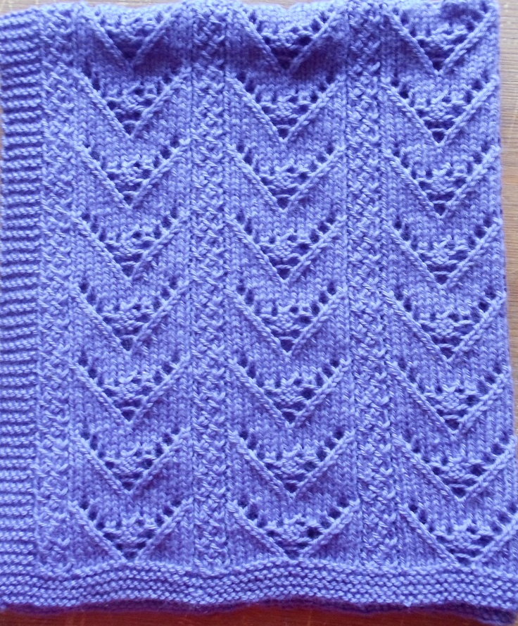 Baby Blanket Knitting Pattern Instant Download PDF Blodwen Lap Blanke?