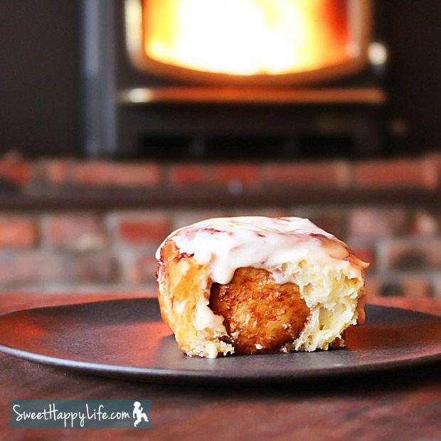 Overnight Cinnamon Buns | Vermont Family Recipes