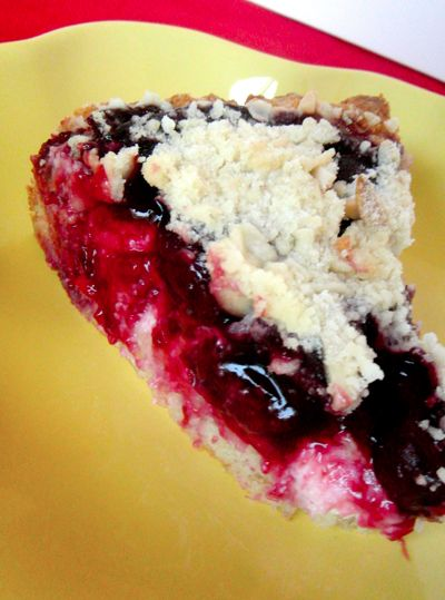 Cherry Cream Cheese Coffee Cake~Woah! | Recipes and good food ideas ...