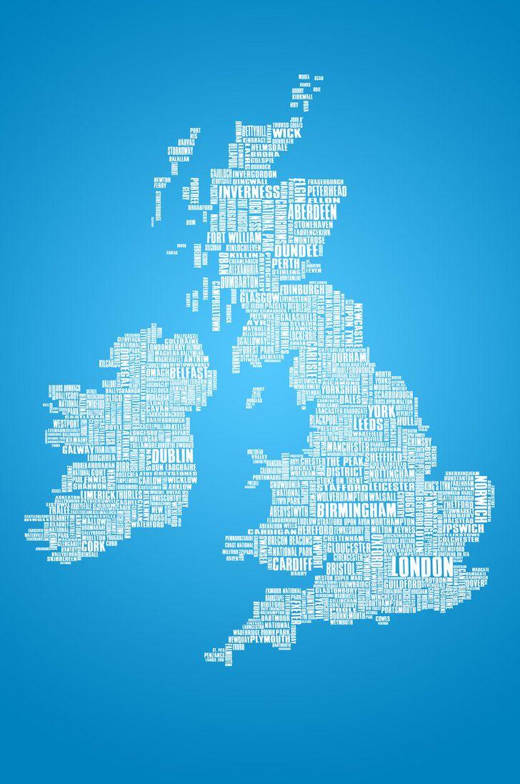 British Isles Travel The World Pinterest