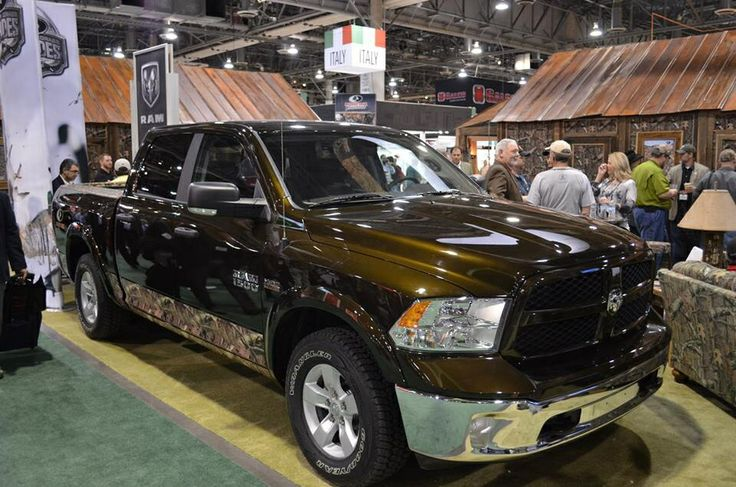 Dodge Ram Mossy Oak Edition Autos Post