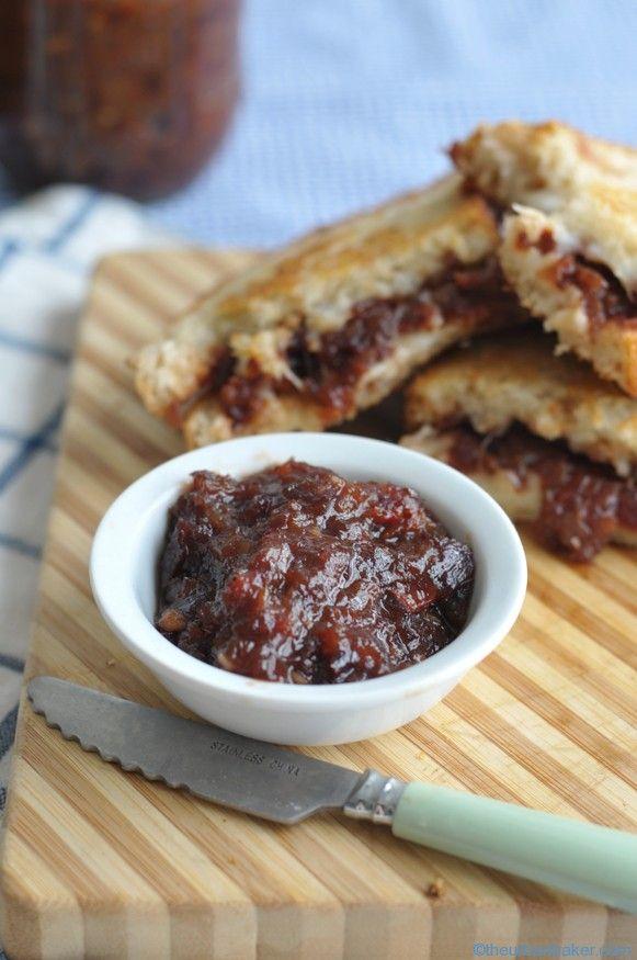 Onion marmalade @Susan Salzman(The Urban Baker).com