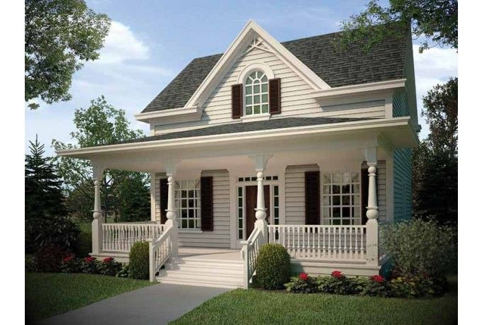 Small farmhouse design dream farm house pinterest for Small dream house pictures
