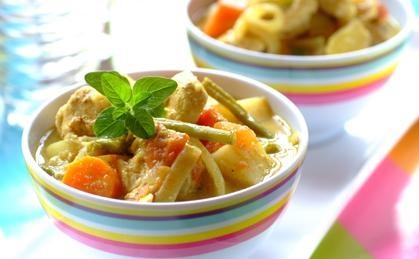 Chicken Stew With Coconut Milk | YUUUMMM SOUPS | Pinterest