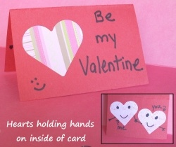 make your own valentine's day box