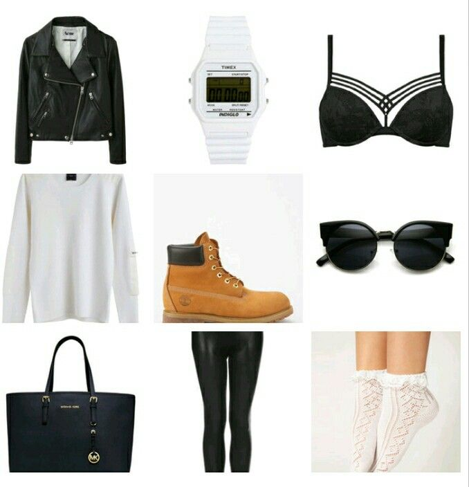 White casio white baggy off the shoulder jumper wheat timberland boots