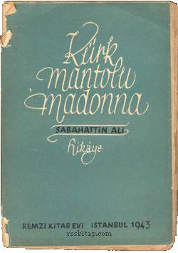 Sabahattin Ali-Kürk Mantolu Madonna