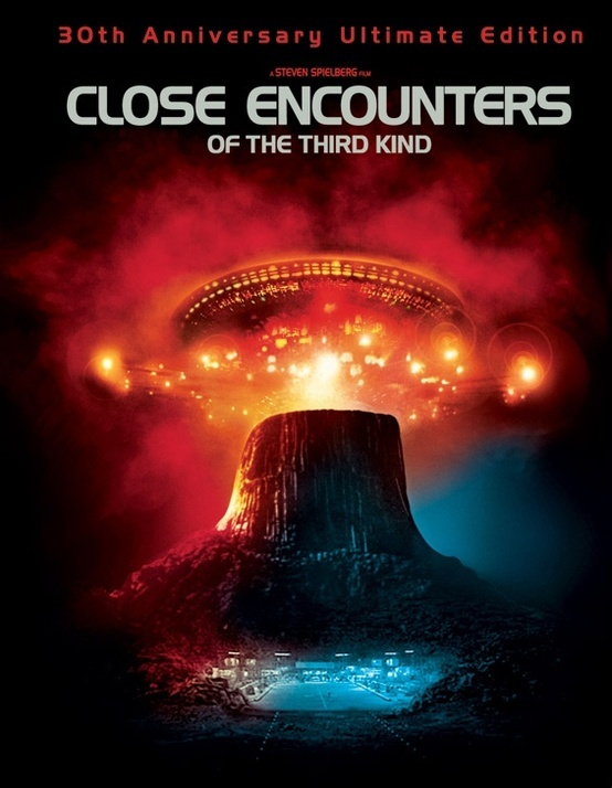 Close Encounters of the Third Kind review – Spielberg's spectacular returns to Earth