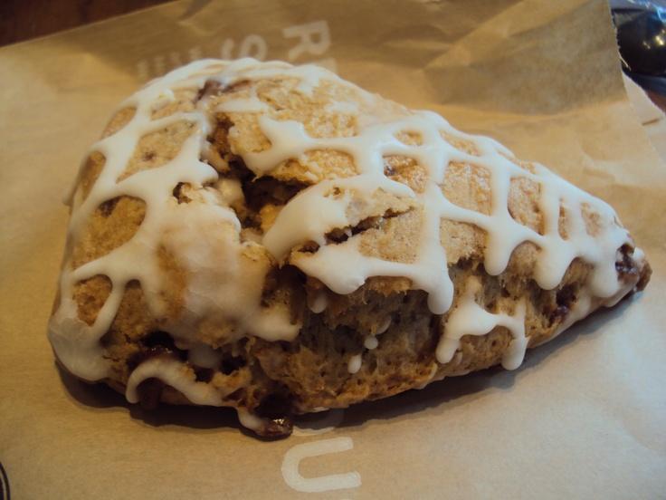 Starbucks Cinnamon Scone | Phoebe | Pinterest