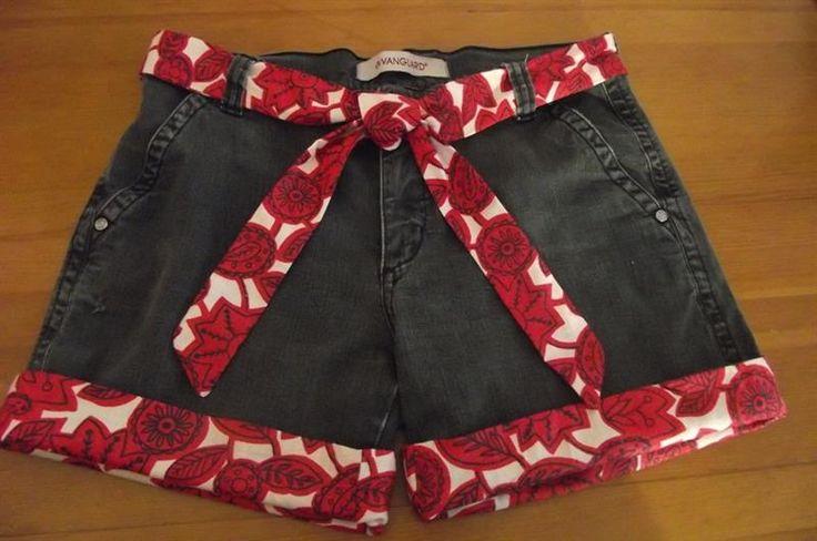 Как сшить детские шорты из джинсы