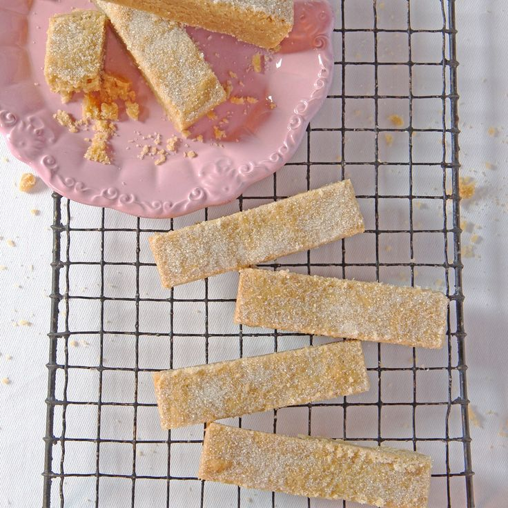 Melt In Your Mouth Shortbread Recipe | BakingMad.com