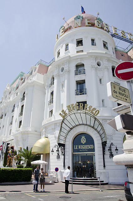 macy handbags Negresco Nice  France  Travel