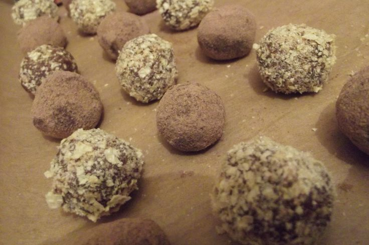 Homemade chocolate truffles | Handmade chocolates | Pinterest