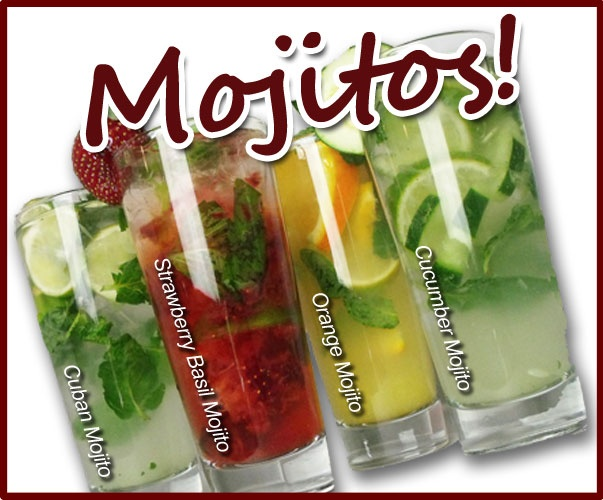 Strawberry Basil Mojito | Hydration | Pinterest