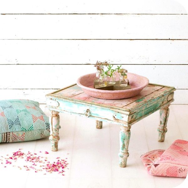 images about distressed coffee table on pinterest