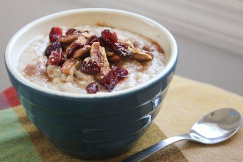 Slow cooker steel cut oats | Oatmeal | Pinterest