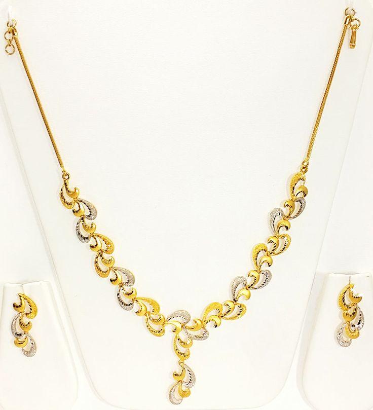 Fancy Gold Necklace Design - More information - wypadki24.info