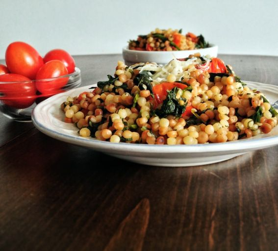 ingredient toasted pearl couscous | Favorite Recipes | Pinterest