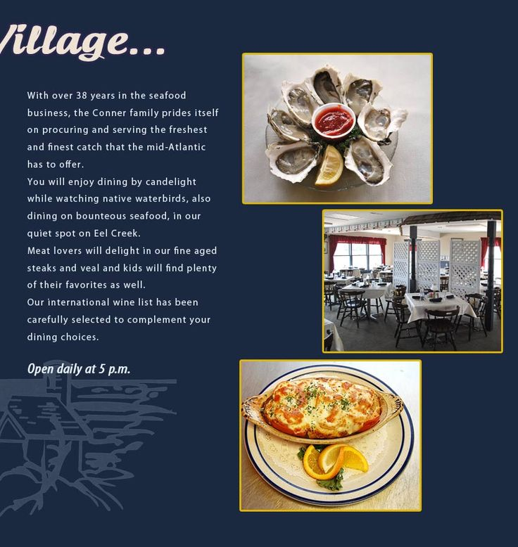 Dinner at the Village-- Crab toasties and a broiled seafood platter!