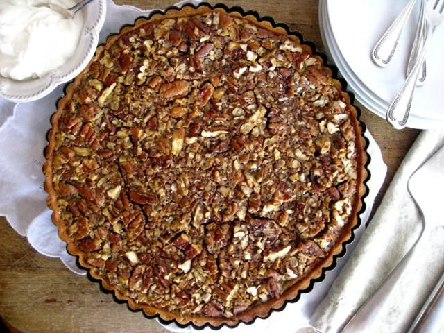 Bourbon and Maple pecan pie | Food | Pinterest
