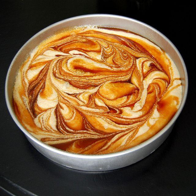 Caramel Banana Cake | Cakes , struesel, icings, fondants, etc | Pinte ...