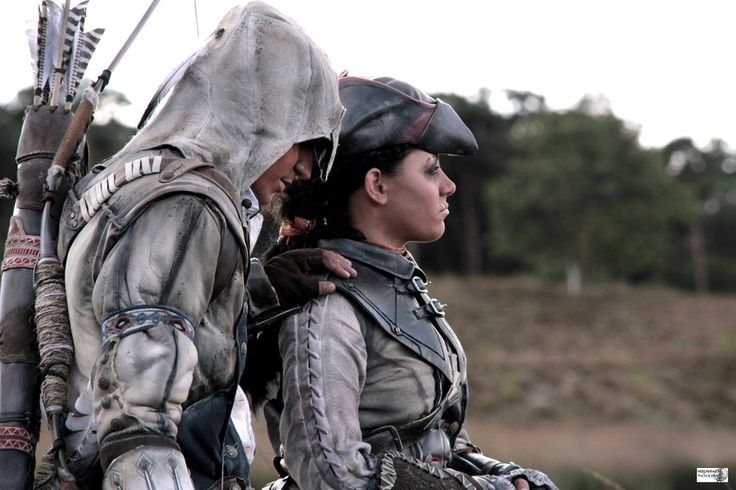 assassin's creed 3 official 4th of july trailer