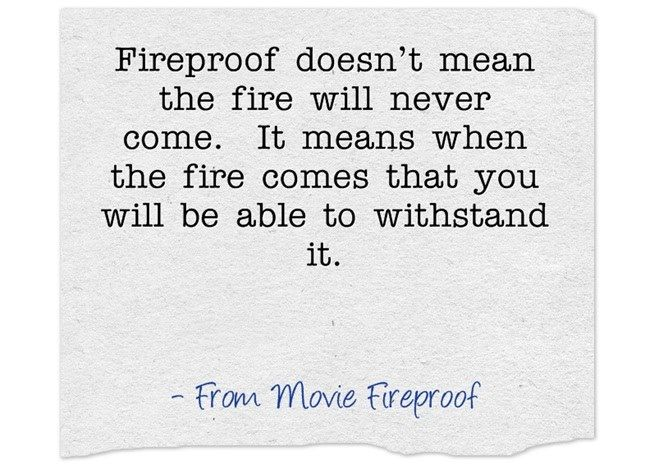 Quotes From Fireproof The Movie. QuotesGram