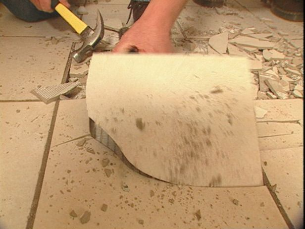 How To Remove Tile And Underlayment Sounds Like A Pain But A