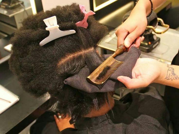 Hot Comb | Hair | Pinterest