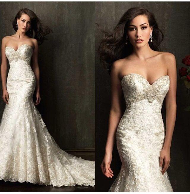 Blingggg blinged out wedding dresses pinterest for Blinged out wedding dress