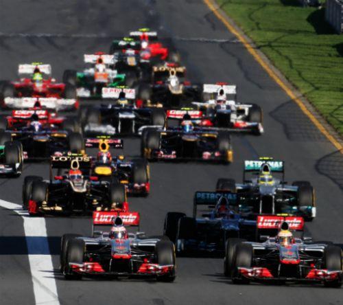 formula 1 blog uk