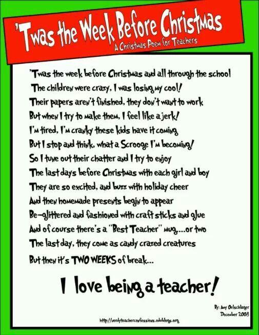 Quotes For Teachers Winter Break. QuotesGram