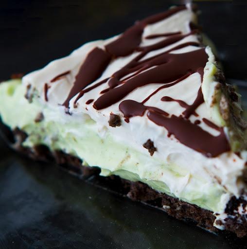 Grasshopper Pie | Desserts! | Pinterest
