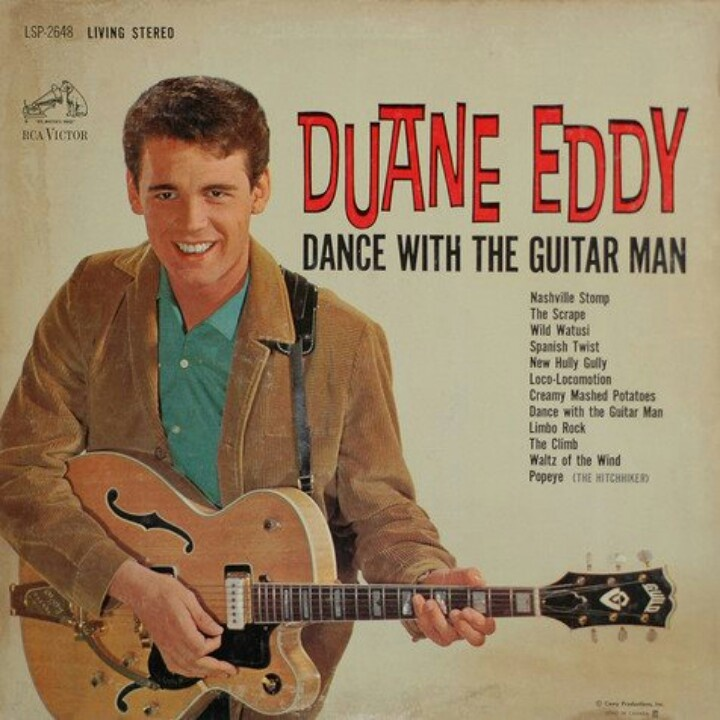 Duane Eddy Have Twangy Guitar Will Travel