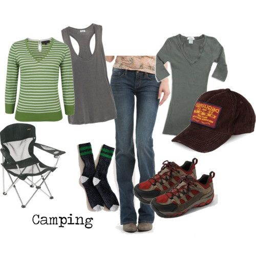 camping clothes | My Style