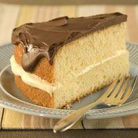 Boston Cream Pie Recipe - Martha Stewart's Everyday Baking