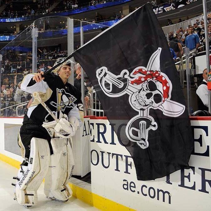 Raise the Jolly Roger! | Pittsburgh Penguins | Pinterest