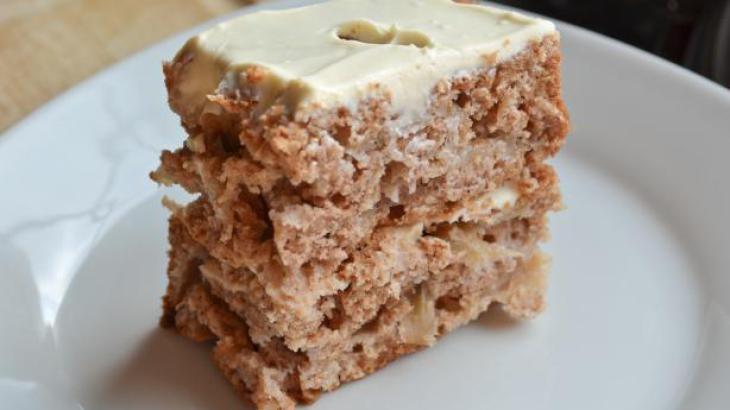 German Apple Cake | Someday Food | Pinterest