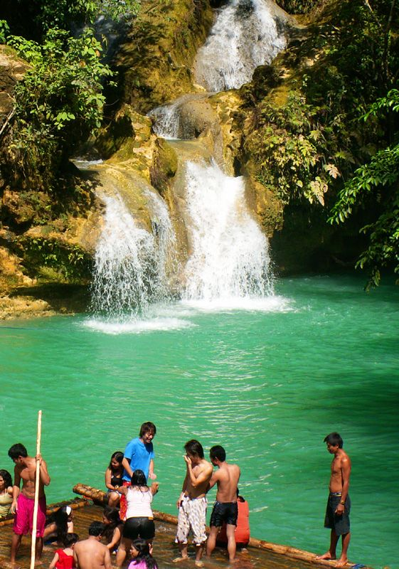 Dalaguete Philippines  city photo : Kawasan Falls, Dalaguete, Philippines | Outdoors | Pinterest