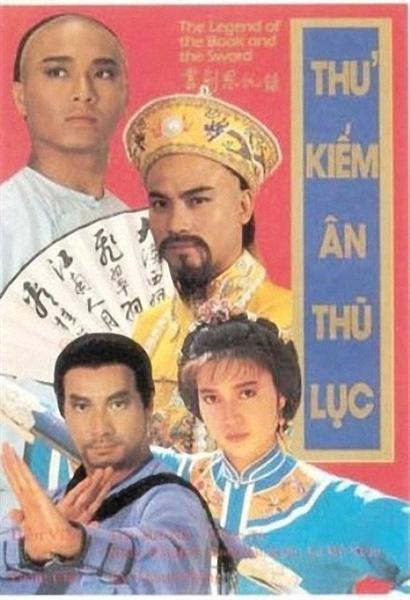 Phim Thư Kiếm Ân Cừu Lục – 1987