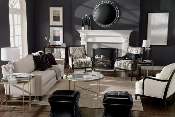 Living Room Shop By Room Ethan Allen Decorating Pinterest