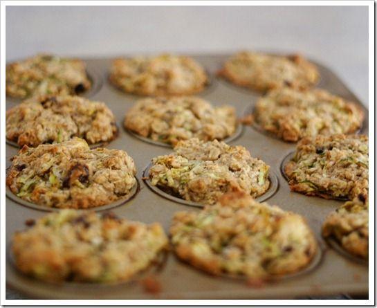 Vegan Good Morning Muffins