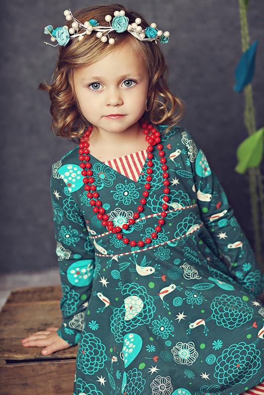 Matilda jane clothing winter collection rhapsody tunic